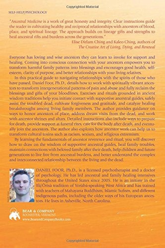 Libro Ancestral Medicine: Rituals For Personal And Family