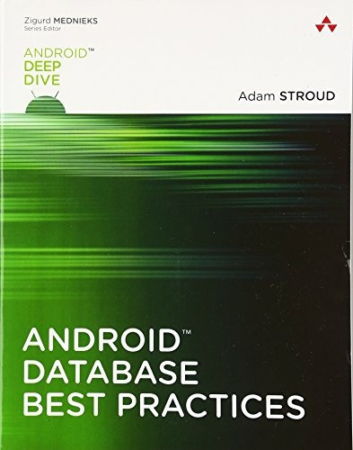 libro android database best practices - nuevo