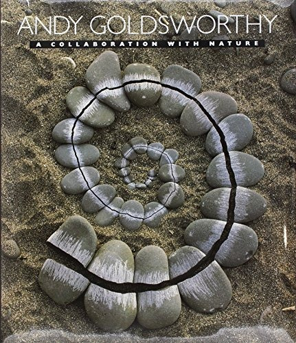 libro andy goldsworthy: a collaboration with nature