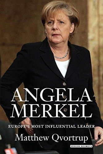 libro angela merkel: europe's most influential leader