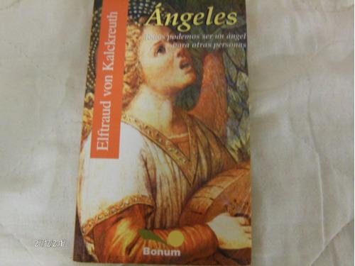 libro angeles de  elftraud von kalckreuth