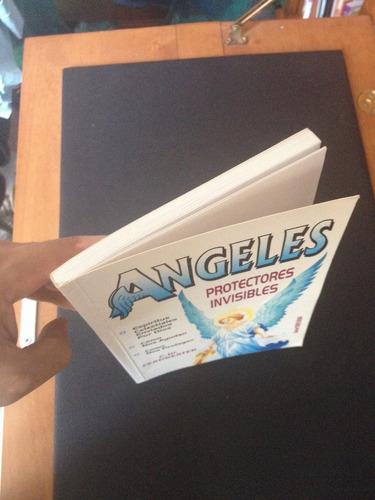 libro ángeles protectores invisibles de c. w. leadbeater