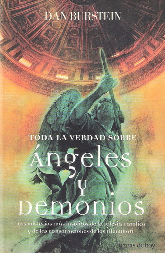 libro * angeles y demonios * - dan bursten