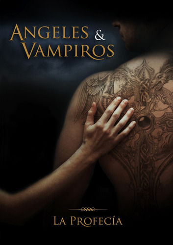 libro angeles y vampiros 1 la profecia saga regalo lectura