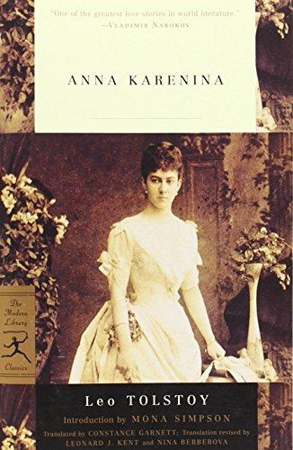 libro anna karenina - nuevo v