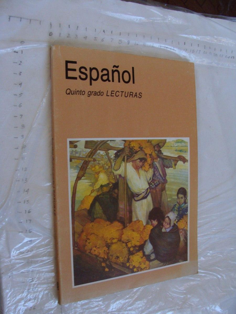 libro a o 1995 espa ol lecturas quinto grado 121