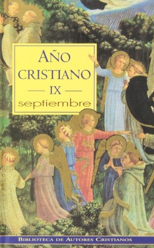 libro año cristiano: septiembre. vol. ix - nuevo