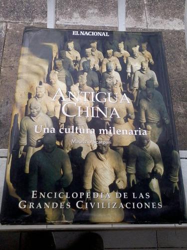 libro antigua china una cultura milenaria - el nacional