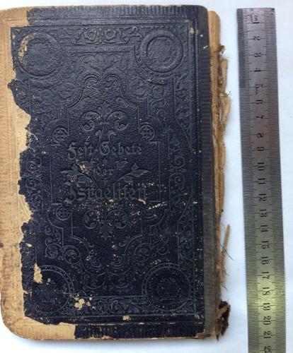 libro antiguo 1888
