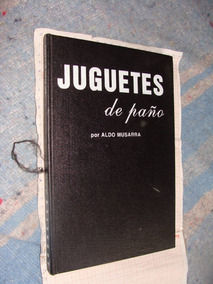 Antiguo Por Libro De Musarra118 Paño 1959Juguetes P Aldo xeQBrCWdo
