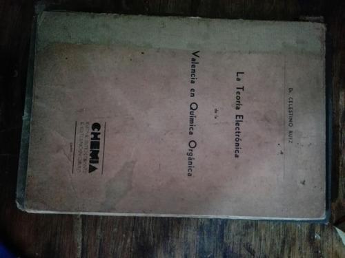 libro antiguo de química