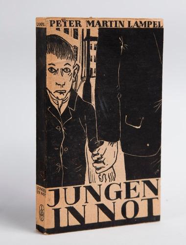 libro antiguo, jungen in not, berichte von fu¨rsorgezo¨gling