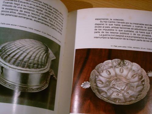 libro antiguo plata inglesa bronces chinos fotos historia