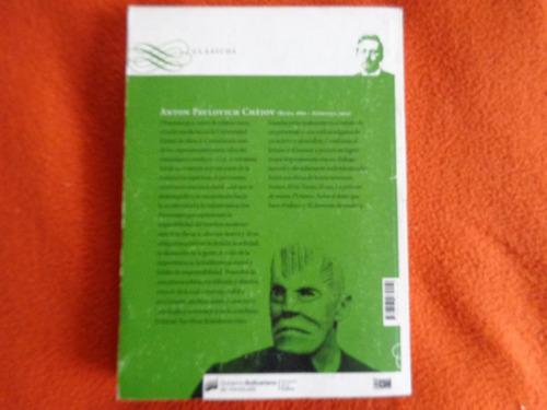libro anton chejov obras escogidas literatura rusa