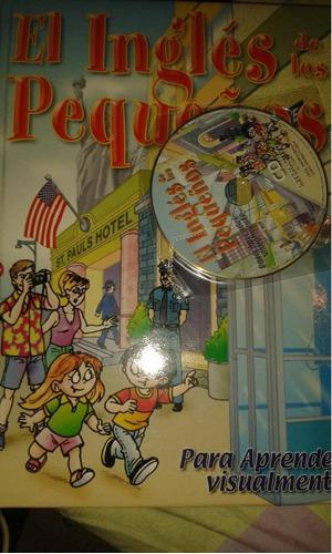 libro aprender ingles de los niños. trae su cd. oferta