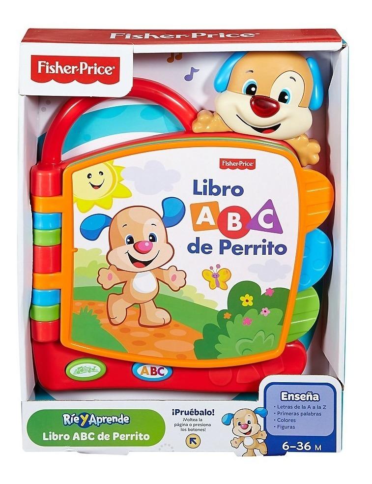 Juguetes de Bebé 6 meses Versión Española Juguetes Fisher-Price Cachorro Control Remoto