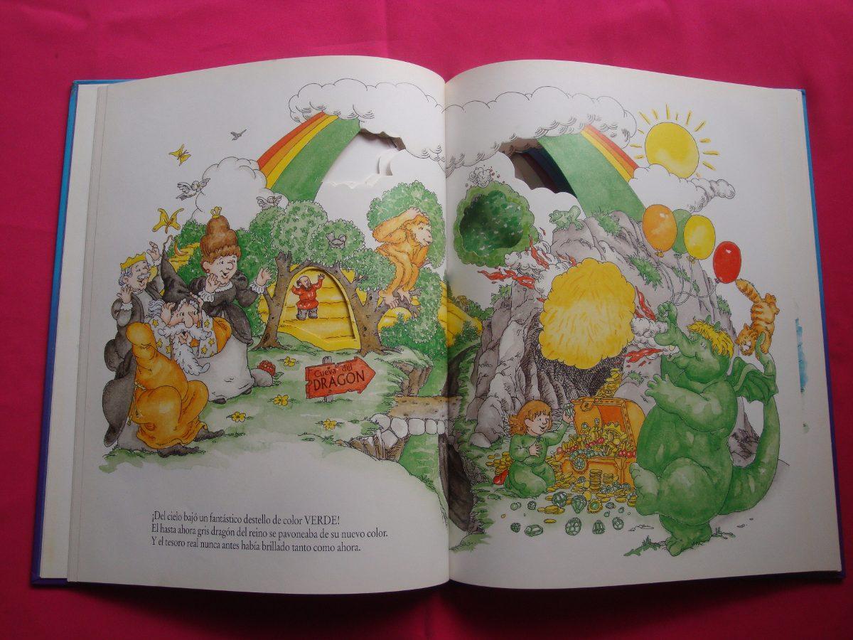 Libro Aprendizaje Infantil Tornasol El Mago Del Color - $ 160,00 en ...
