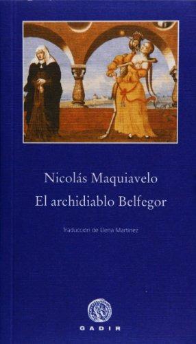 libro archivaldo belfegor, el - nuevo