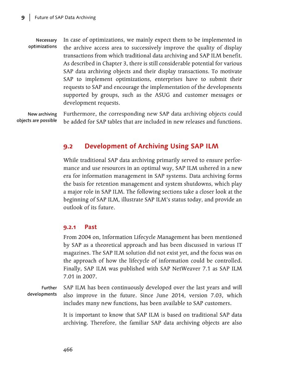 Libro Archiving Sap Data Practical Guide
