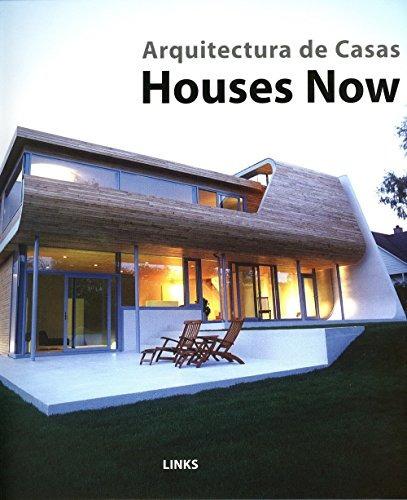 libro arquitectura de casas - nuevo