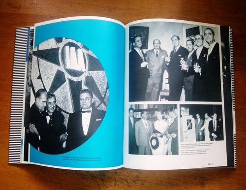 libro ars publicidad, 75 aniversario. completamente nuevo.