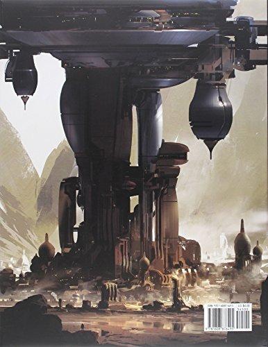 libro art of halo 5: guardians - nuevo