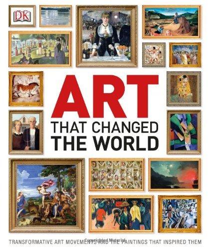 libro art that changed the world - nuevo