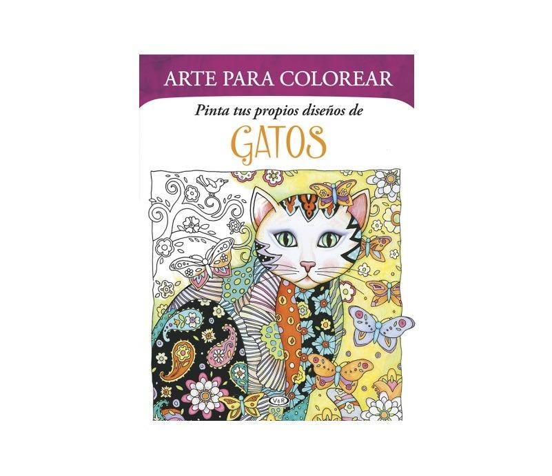 Libro Arte Para Colorear 9789877470284 Nuevo Original Sm - $ 599,99 ...