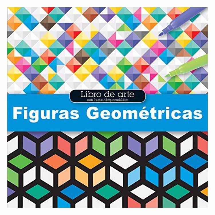 Libro Arte Para Pintar Figuras Geométricas (19198) - $ 195,00 en ...
