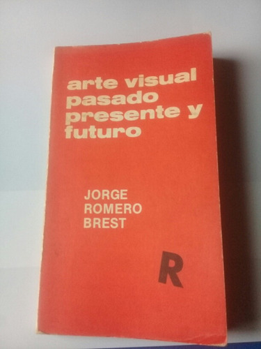 libro arte visual pasado ,presente y futuro