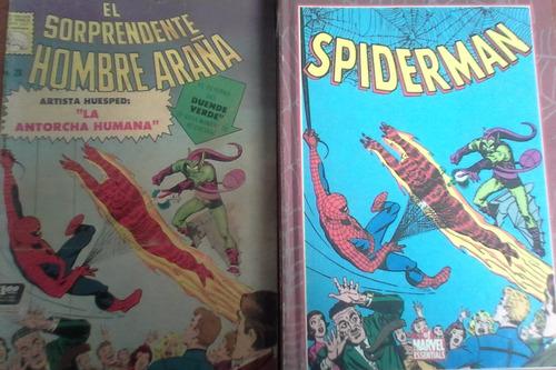 libro arte, y cómics del hombre araña