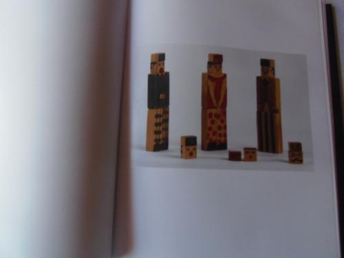 libro arte y madera