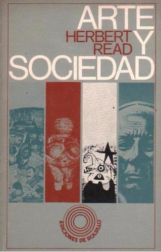 libro, arte y sociedad de herbert read.