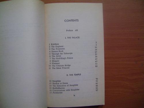 libro arthur c. clarke / the fountains of paradise