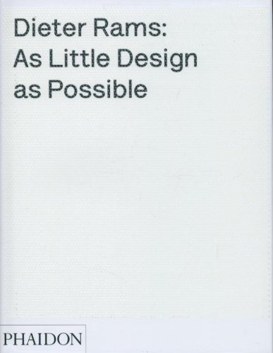 libro as little design as possible - nuevo