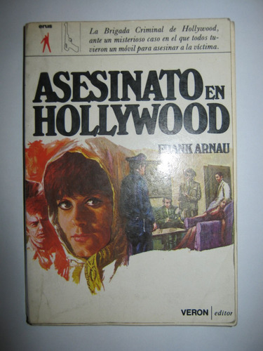 libro asesinato en hollywood