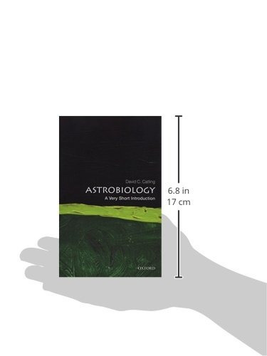 libro astrobiology: a very short introduction - nuevo