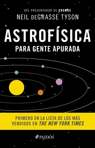 libro astrofísica para gente apurada original  / diverti