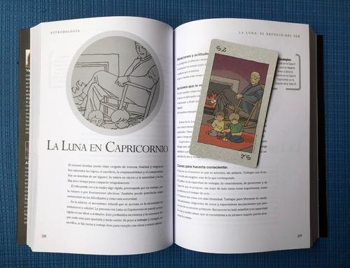 libro astrohología + mazo visual zodiac classic + envio