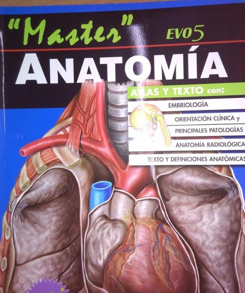 Libro Atlas De Anatomia Mater Evo5 Editorial Marban - Bs. 0,18 en ...
