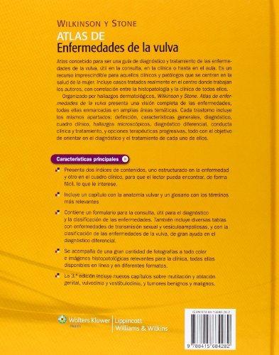 libro atlas de enfermedades de la vulva - nuevo