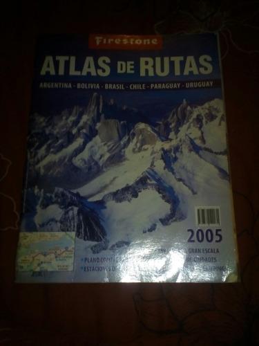 libro atlas de rutas