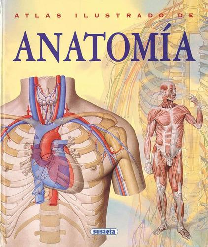 libro atlas ilustrado de anatomia