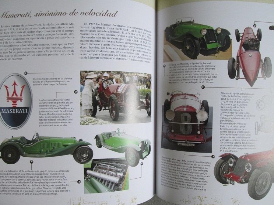 Libro Atlas Ilustrado De Coches Muy Antiguos Autos Carros S 95 00