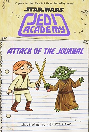 libro attack of the journal - nuevo