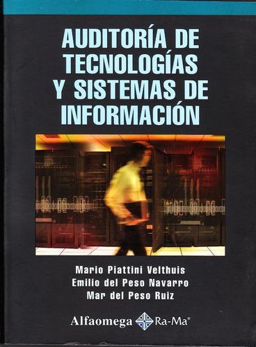 libro auditoria de tecnologias y sistemas de informacion689