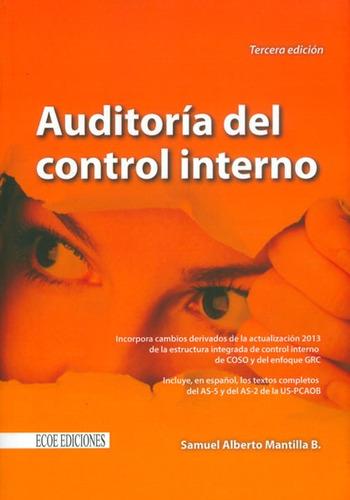 libro auditoría del control interno
