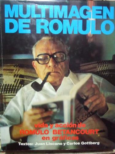 libro autografiado de romulo bentancourt