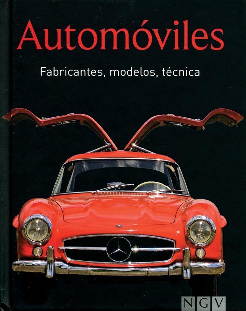 Libro Automoviles Fabricantes,modelos 352 Páginas Todo Color ...