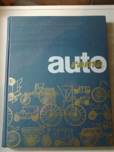 libro autorama, del automovil volumen iv